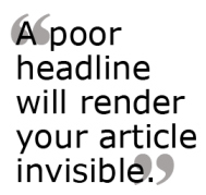 Image result for images of catchy headlines